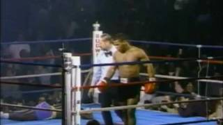 Mike Tyson Vs. Mark Young HD