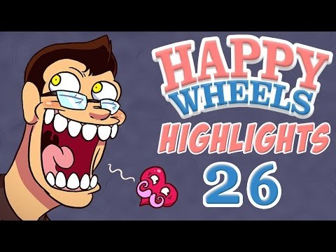 Happy Wheels Highlights #26