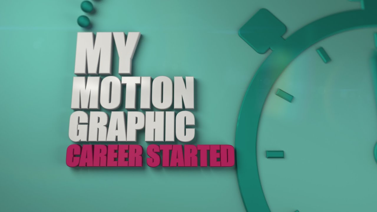 motion graphic cv - curriculum 2015