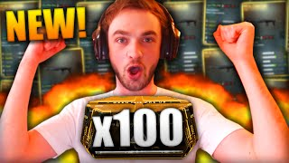 x100 ADVANCED SUPPLY DROPS (NEW) - CRAZY OPENING!