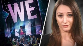 "We Day in Toronto: ""The entire event was just creepy"" | Jessica Swietoniowski"