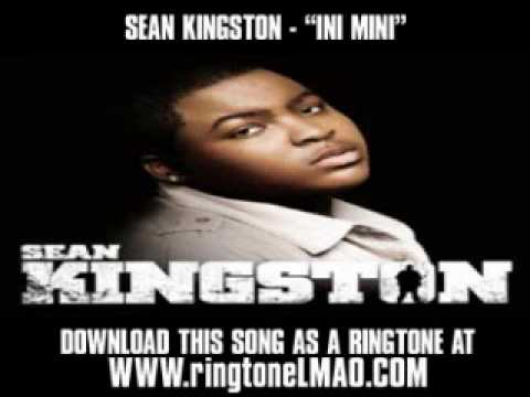 Sean Kingston - ini Mini (justin Bieber Demo) [ New Video + Lyrics + Download ] video