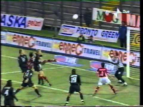 Perugia-Milan  SF  Coppa Italia 2002/03  ANDATA