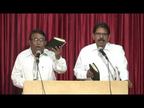 Live for Jesus - Dr. Samraj Saladi, Open Door Ministries, Hyd, India