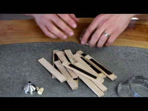 How to Build a Whiskey Barrel