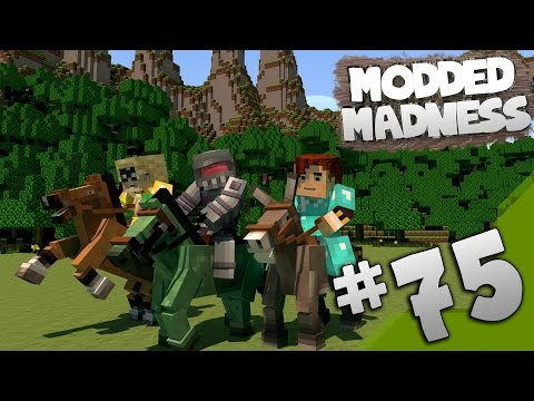 Minecraft: Are We There Yet? - Modded Madness #75 (yogscast Complete Pack) video