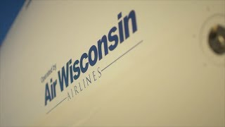 Air Wisconsin announces $8 million investment at Appleton International Airport