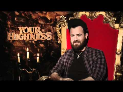 Justin Theroux On Your Highness