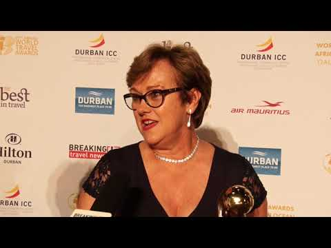 Helena Maxwell, area manager, southern and central Africa, Kenya Airways