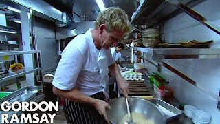 Gordon Ramsay Cooks For Cambodian Royalty | Gordon's Great Escape