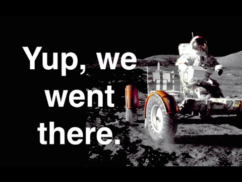 Proof We Landed on the Moon: It's In the Dust