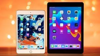 2019 iPad Mini vs 2018 $329 iPad - Best Budget iPad?
