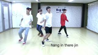 Things you didn't notice in BTS Dope dance practice
