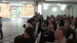 Lansare candidați #PMP la #Chișinău