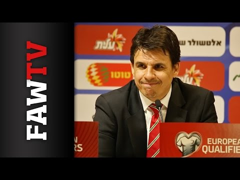 Chris Coleman's Israel post-match reaction IN FULL