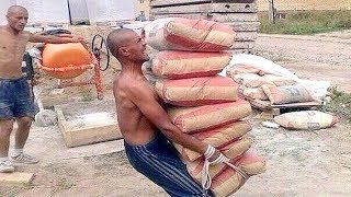 The World's Fastest Workers !