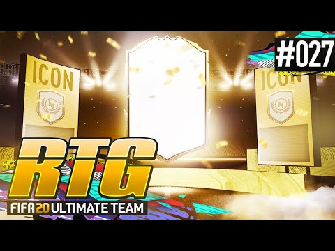 OUR FIRST ICON! - #FIFA20 Road to Glory! #27 Ultimate Team