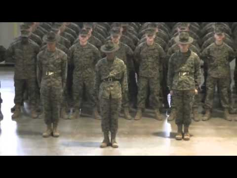 USMC MCRD Parris Island Boot Camp & Graduation Events