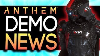 Anthem | MORE NEWS on Demo + In-Game Currency, Early Access, Social Hubs and New Gameplay