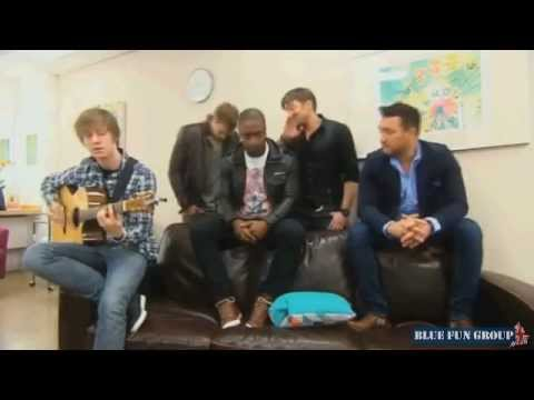 Blue All Rise For Daybreak (22.04.2013) video