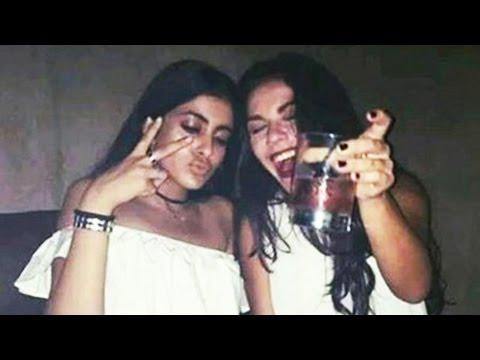 Navya Naveli Nanda PARTY HARD With Friend, DRUNK Pic Goes Viral