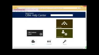 Yang Bin(杨斌)--Dynamics CRM 2015 Overview(1)