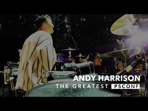The Greatest - Planetshakers   Andy Harrison - Live Drums from Planetshakers Conference 2018 thumbnail