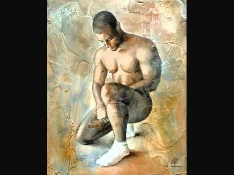 Male Nude In Acrylic And Stucco By Chris Lopez.wmv video