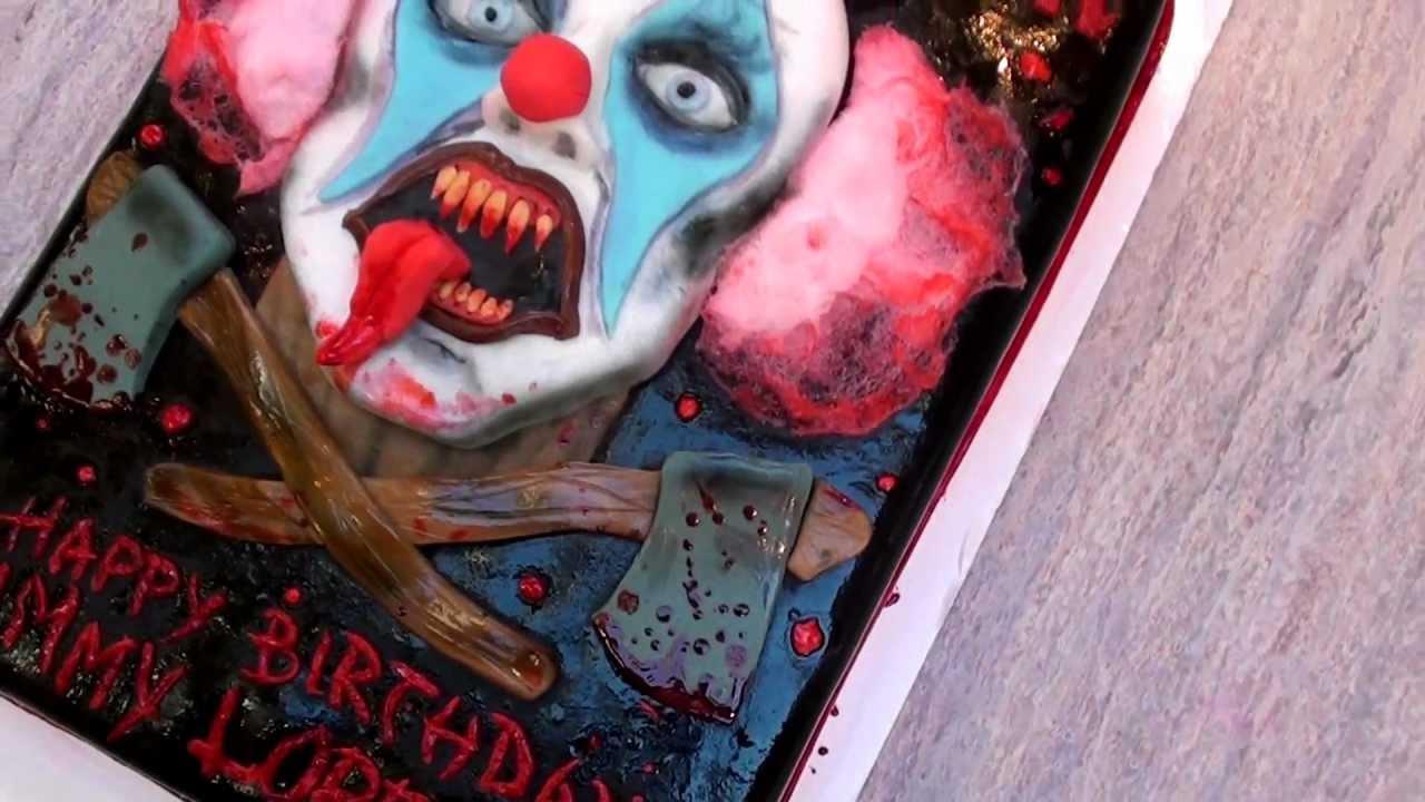 Killer clown | just b.CAUSE