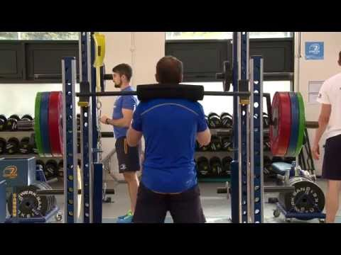 LTV: A look inside the Leinster Rugby gym