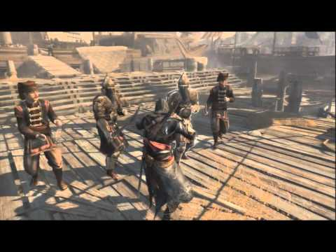 Assassin's Creed Revelations -- Single Player Walkthrough Trailer