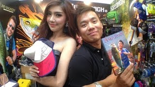 Geecrack งาน Thailand International Tackle Show