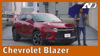 Chevrolet Blazer - Las cosas no siempre son lo que parece