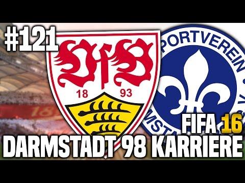 FIFA 16 KARRIEREMODUS #121 - VFB STUTTGART!   FIFA 16 KARRIERE SV DARMSTADT 98 [S3EP38]