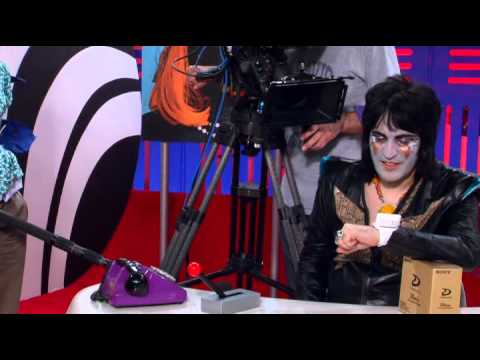 Noel Fielding's Luxury Comedy - Series 1 Documentary and Outtakes