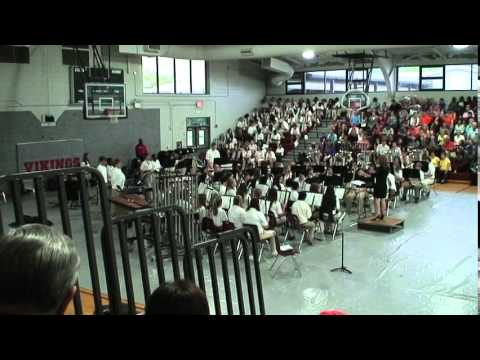 """Equinox, Overture for Band"" by Ed Huckeby (Lowndes Middle School)"