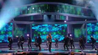 X Factor 2008: Alexandra Burke - Toxic: HQ (Full Video)
