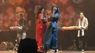 O amar roshiya Bondhure Afroza Khan Lipi live with Sabina Yasmin