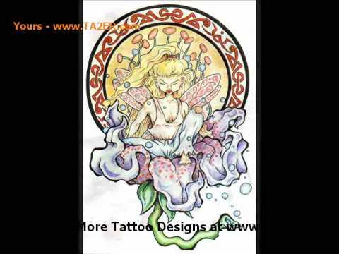 Fairies Tattoo Designs Heaven Fairy Tattoo Design IDeAs