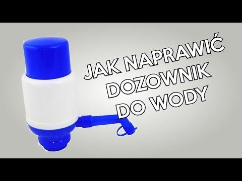 Jak Naprawić Pompkę/dozownik Do Wody Napojów 5 10 Litrów