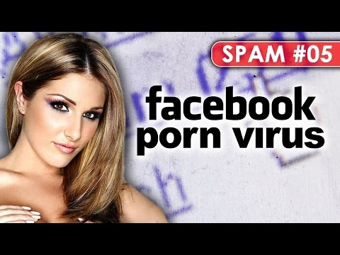 Facebook Virus! video