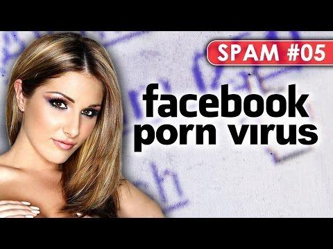 The Facebook Porn Virus!