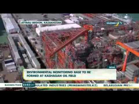 Kashagan oil field to ensure dynamic development of Kazakhstan