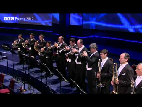 Copland: Fanfare for the Common Man - BBC Proms 2012