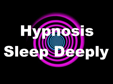 Hypnosis: Sleep Deeply (request) video