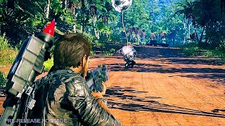 Just Cause 4 NEW Gameplay Trailer (2018)