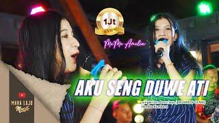 Download lagu AKU SENG DUWE ATI - MEME AMELIA  ( LIVE MAHA LAJU MUSIK)