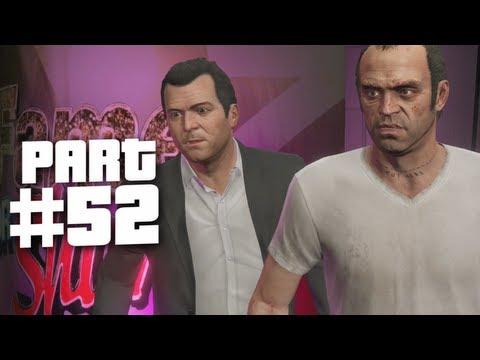 Grand Theft Auto 5 Gameplay Walkthrough Part 52 - Construction Assassination (GTA 5)
