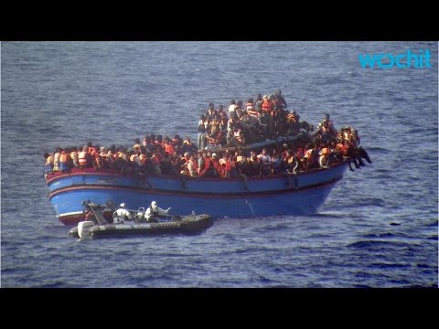 700 Migrants Feared Dead in Mediterranean Shipwreck
