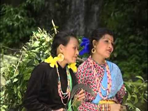 Purbeli Lok Geet By Pustaka Khadka, Nabin Khadka And Others Lahure Daile.mpg video
